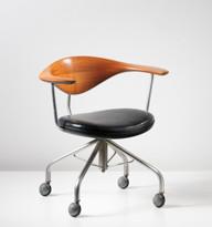 PP502 Swivel Chair