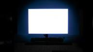Bright screen