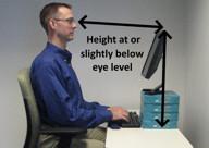 Correct screen height