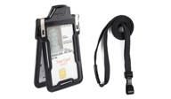 Shielded badge holder