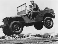 Jeep from World War II